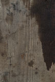 Background of old wooden boards with traces of paint Royalty Free Stock Photos