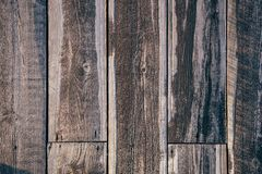 Background of old wooden floor. Background of old wooden textured floor in sunlight royalty free stock photography
