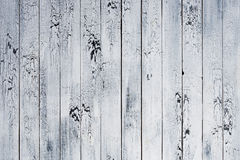 Background of old worn boards white Stock Photos