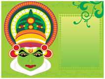 Background for onam celebration Royalty Free Stock Photos