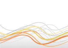 Background orange Royalty Free Stock Image
