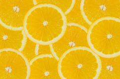 Background of orange Stock Image