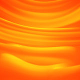 Background. Orange abstract background.The illustration contains transparency and effects. EPS10 Stock Image