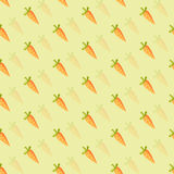 Background of orange carrots Stock Images