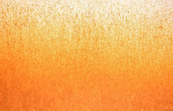 Background of orange mire on the wall Royalty Free Stock Photography