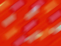 Background Orange movement  Stock Photography