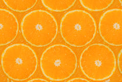 Background from orange mug. Royalty Free Stock Images
