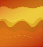 BACKGROUND orange Royalty Free Stock Photography