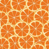 Background of orange slices Royalty Free Stock Photo