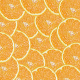 Background from orange slices Royalty Free Stock Image