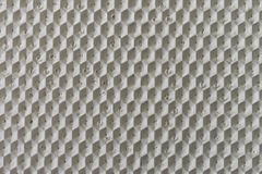 Background of honeycombs royalty free stock image