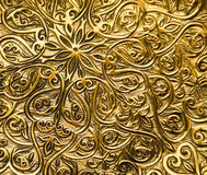 Background with oriental ornaments Stock Photo