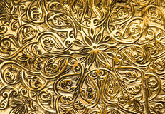 Background with oriental ornaments Royalty Free Stock Images