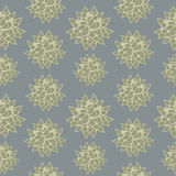 Background with Ornament. In bright colors Royalty Free Stock Photography