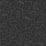background ornament communication, social networks, Stock Photos