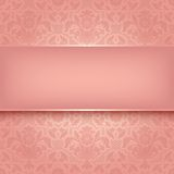 Background ornamental fabric Stock Photography