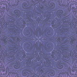 Background with ornate pattern Royalty Free Stock Photography