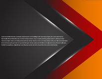 Background overlap dimension modern line bar Royalty Free Stock Photos