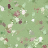 Background Paint Dabs On Green Royalty Free Stock Photography