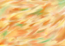 Background painted in autumn colors. In landscape format Royalty Free Stock Photography