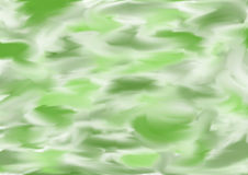 Background painted in different shades of green Royalty Free Stock Photo