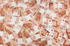 Background from paper money Stock Photo