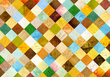 Background with paper patterns Stock Image