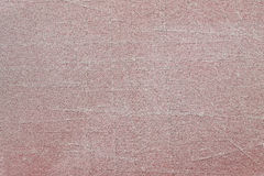 Background paper red with grit Stock Photography