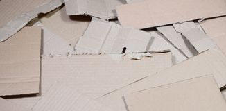 Background of paper textures piled ready to recycle. A pack of old office cardboard for recycling of waste paper. Pile of. Wastepaper stock image