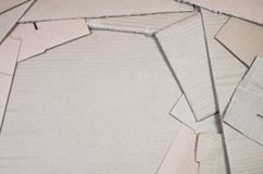 Background of paper textures piled ready to recycle. A pack of old office cardboard for recycling of waste paper. Pile of. Wastepaper royalty free stock photos