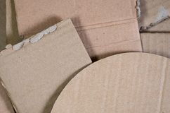 Background of paper textures piled ready to recycle. A pack of old office cardboard for recycling of waste paper. Pile of wastepa. Per royalty free stock images