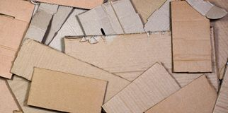 Background of paper textures piled ready to recycle. A pack of old office cardboard for recycling of waste paper. Pile of wastepa. Per royalty free stock photos