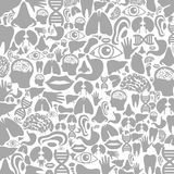 Background of a part of a body2 Royalty Free Stock Images