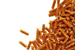 Background - Pasta Royalty Free Stock Photography