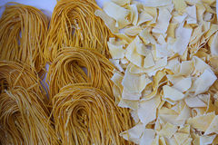 Background of pasta. A background made with pasta Royalty Free Stock Photo