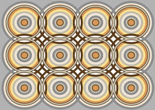 Background  patchwork of  motley  hoop.  Wallpape Royalty Free Stock Image