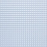 Background patern made of white squares. 3d render.  stock illustration