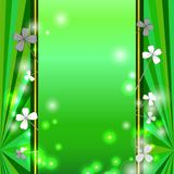 Background for Patrick s day poster Royalty Free Stock Photography