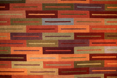 Background Pattern. Pattern of a rug royalty free stock image