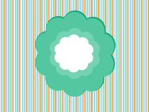 Background pattern. Colorful card for an invitation Royalty Free Stock Images