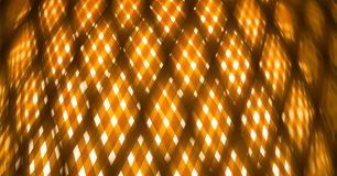 Background pattern From bamboo lamp Stock Image