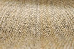 Closed Up of Square Texture of Basket Weave Pattern. Background Pattern, Brown Handicraft Weave Texture Wicker Surface for Furniture Material Stock Image