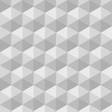 Background pattern of crystals. Monochrome image vector illustration