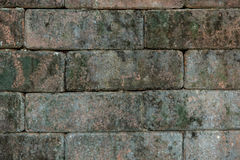 Background pattern of decorative slate dirty stone wall surface Royalty Free Stock Photos