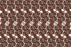Background Pattern Design Ornament Parang Barong Javanese Batik Indonesian Stock Photo