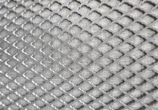 Close Up of Metal Grid Texture Background Royalty Free Stock Photography