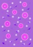 Background pattern illustration Royalty Free Stock Photo
