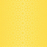 Background with pattern in islamic style. Royalty Free Stock Photo