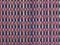 Thai weave mat pattern background Stock Photos