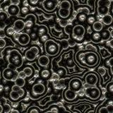 Background Pattern metallic Stock Image
